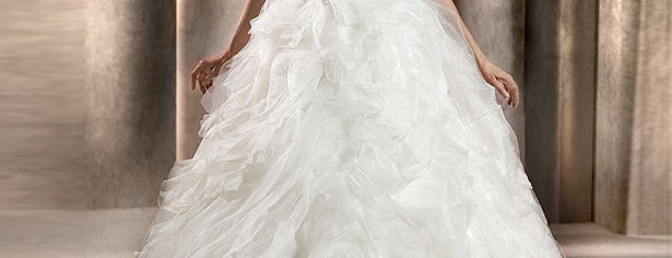 Pronovias is one of Where, When & Who List 2!.
