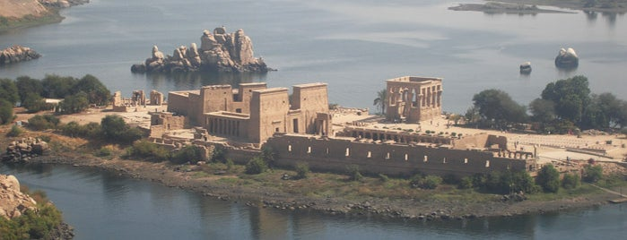 Philae Temple is one of Egypt.