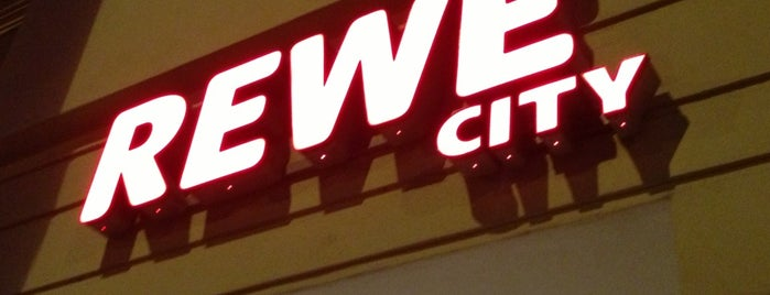 REWE CITY is one of Dresden 1/5🇩🇪.