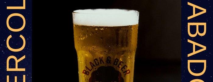 Black & Beer Condesa is one of Tempat yang Disukai Damon.