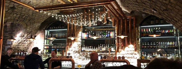 Beerhouse & Craft Kitchen is one of Вильнюс.