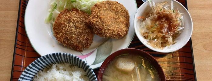 食事処けやき is one of สถานที่ที่บันทึกไว้ของ enoway.