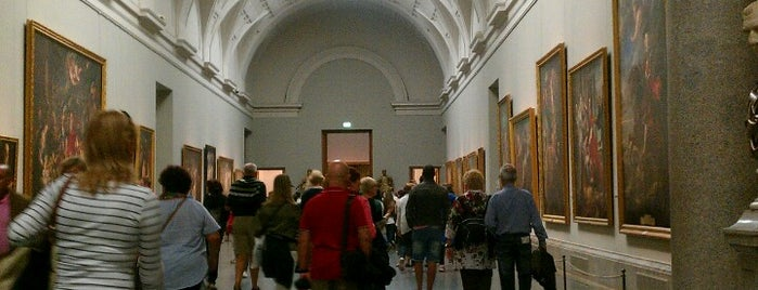 Prado Müzesi is one of Luisete'nin Beğendiği Mekanlar.