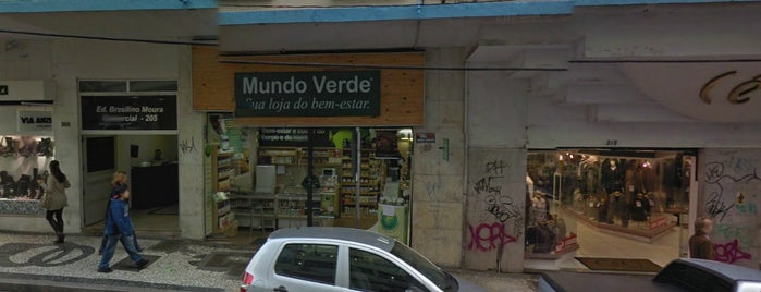 Mundo Verde is one of CWB - No Meat Mondays.