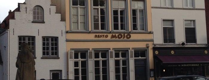 Resto Mojo is one of Locais curtidos por Klaas.