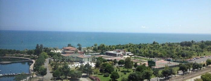 Anemon Hotel Samsun is one of Lugares favoritos de yaşar murat.