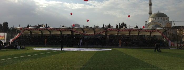 Merkezefendi Spor Tesisleri is one of Posti che sono piaciuti a Güçlü.