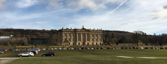 Chatsworth House is one of Must see.