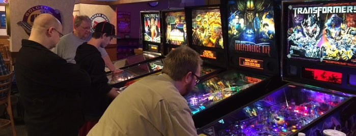 Sun Ray Lanes is one of Pinball Destinations.