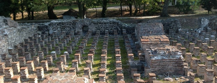 Dion Archaeological Museum is one of Katerini.