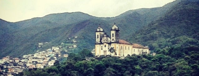 Ouro Preto is one of Viagens.