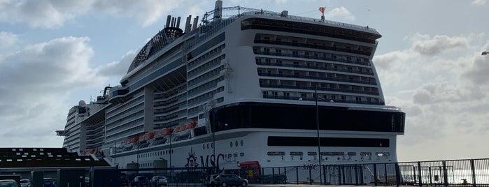 Copenhagen Cruise Terminals is one of copenhagen.