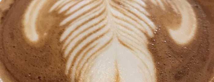 Leap Coffee is one of Locais curtidos por John.