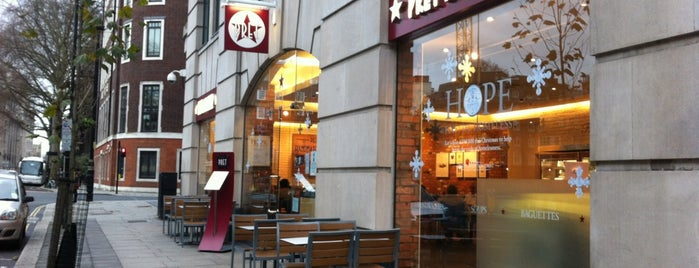 Pret A Manger is one of app check!.