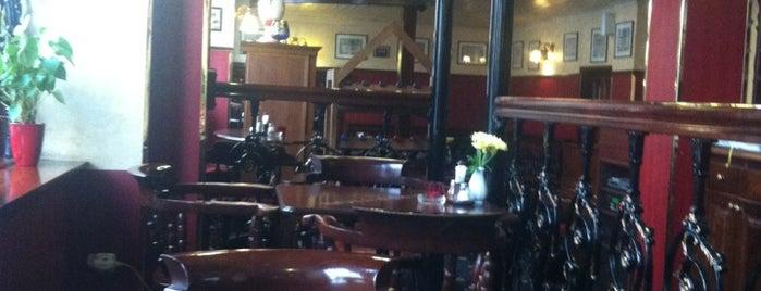 Charleston Restaurant is one of Karlovy Vary.