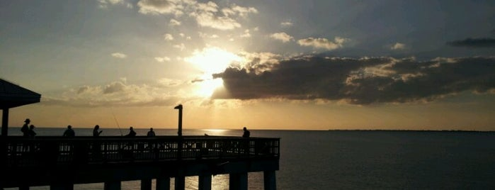 Fishing Pier Fort Myers Beach is one of Need to check this out!.