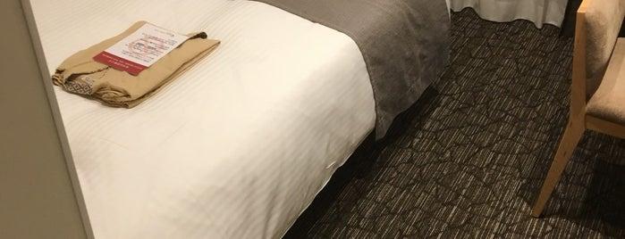 Hotel Hokke Club Asakusa is one of Orte, die 冰淇淋 gefallen.