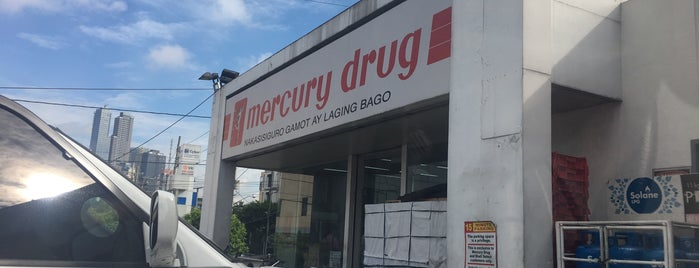 Mercury Drug is one of Shankさんのお気に入りスポット.