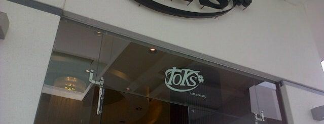 Toks is one of Posti che sono piaciuti a Leopoldo.