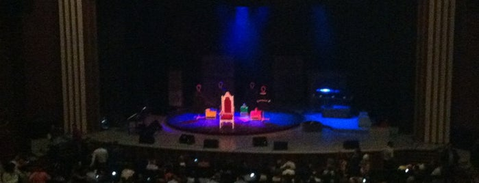Teatro Armando Manzanero is one of Merida Tour.