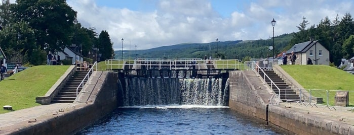 Fort Augustus is one of Holiday.