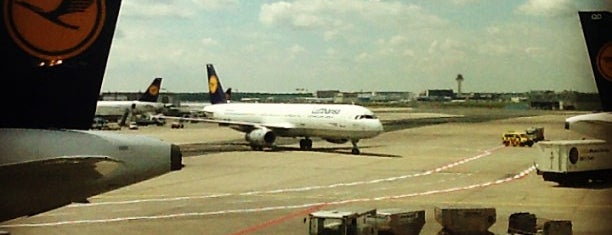 Frankfurt Airport (FRA) is one of World Airports.