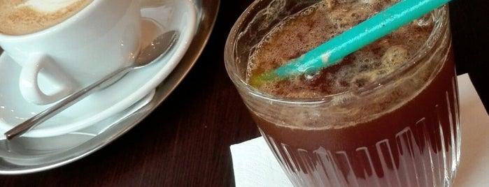 Škvorecký café is one of Kde si pochutnáte na kávě doubleshot?.