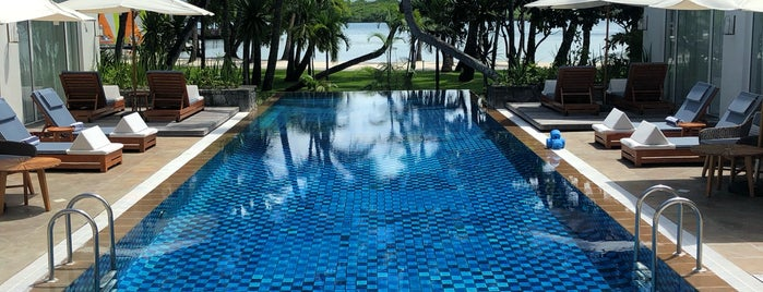 Spa@ One&Only Le Saint Geran, Mauritius is one of Outros lugares.