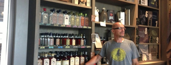 Journeyman Distillery is one of Lugares favoritos de Lisa.