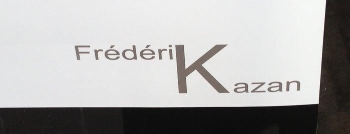 Frederic Kazan is one of Bordeaux : Salons de Coiffure.