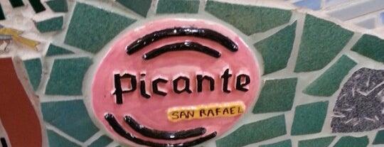 Picante is one of SF.