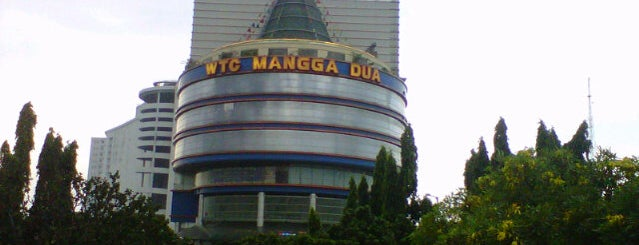 WTC Mangga Dua is one of My Places :).