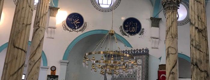 Hayrettin Paşa Camii (Kato Panaya Kilisesi) is one of Ayvalık.