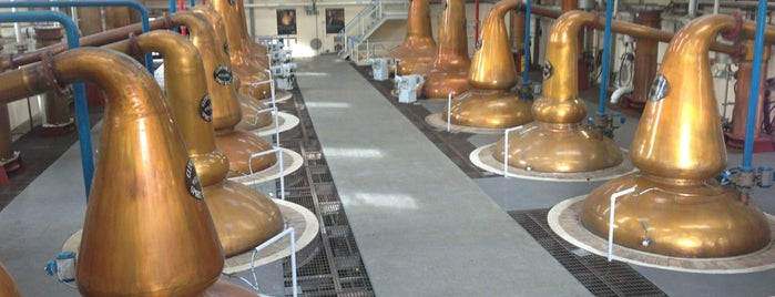 Glenfiddich Distillery is one of Posti che sono piaciuti a Ryan.