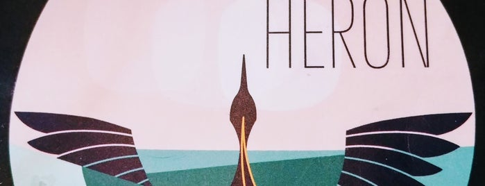 Night Heron is one of houston.
