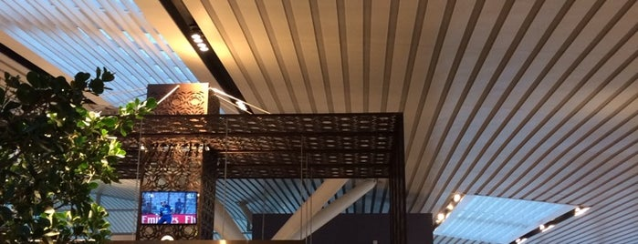 Plaza Premium Lounge is one of Yashas 님이 좋아한 장소.
