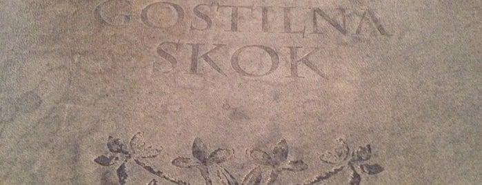Gostilna Skok is one of Croacia.