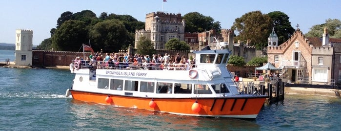 Brownsea Island is one of Locais curtidos por Matthew.