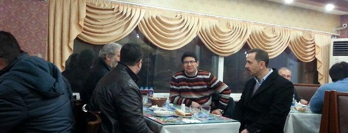 Onur Lokantası Hayri Usta is one of Balıkesir gidilecek yerler.