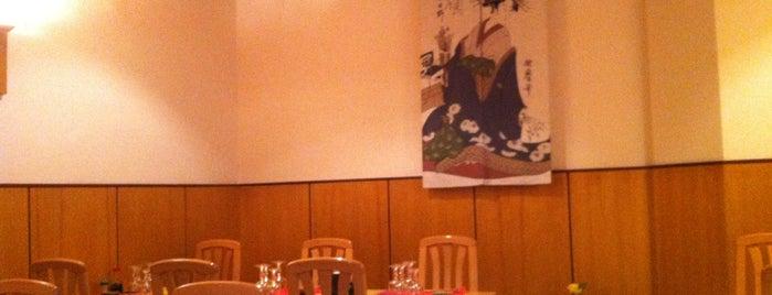 Sushi Restaurant Orba is one of Sushi Milano.