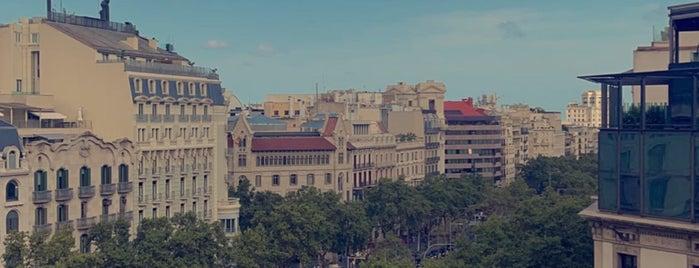 Verbena is one of Barcelona.