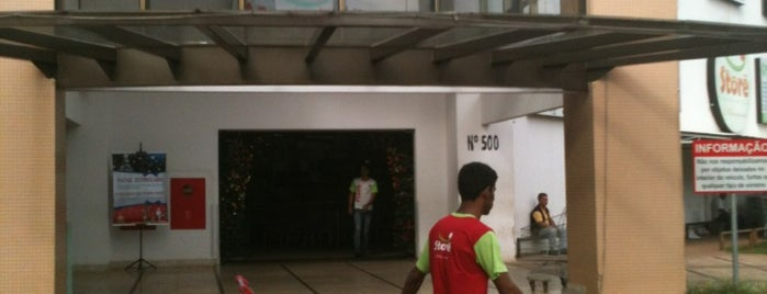 Rede Store Supermercados is one of Tempat yang Disimpan Elenildo.