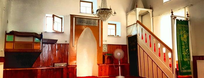 Akabe Çayır Camii is one of Konya Karatay Mescit ve Camileri.