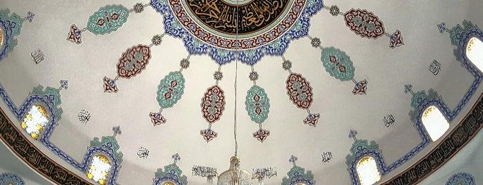 Uhut Camii is one of Konya Meram Mescit ve Camileri.