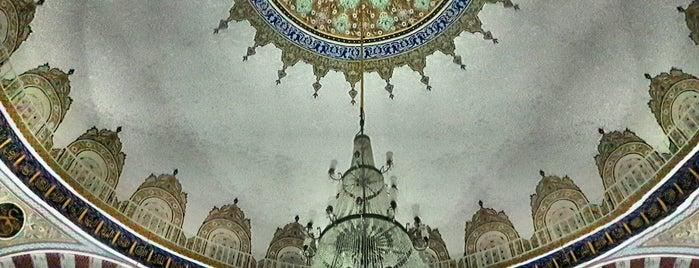 Necip Fazıl Camii is one of Konya Meram Mescit ve Camileri.