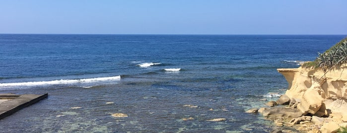 Xwejni Beach is one of VISITAR Malta.