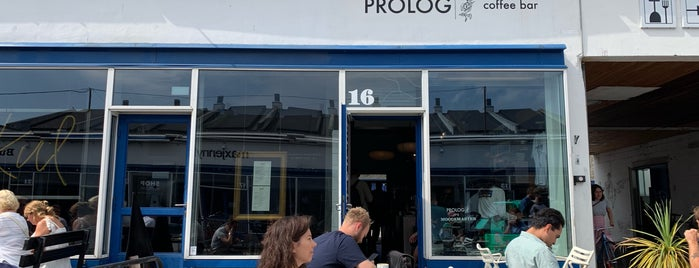 Prolog is one of Copenhagen.
