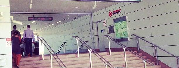 Tai Seng MRT Station (CC11) is one of Singapur.