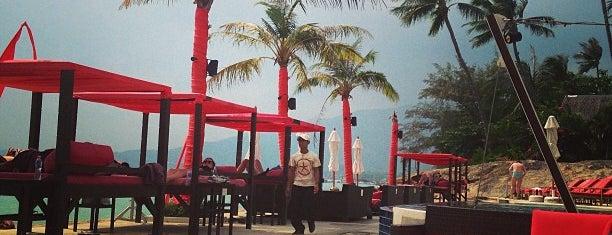 Beach Republic Beach Club. Koh Samui is one of Posti che sono piaciuti a Mym.