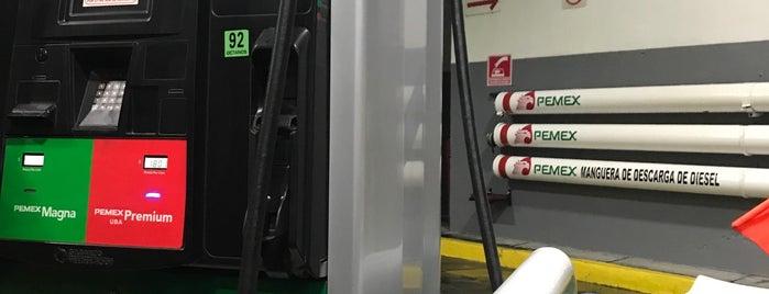 Gasolineria PEMEX 2818 is one of Lugares favoritos de Lupis.